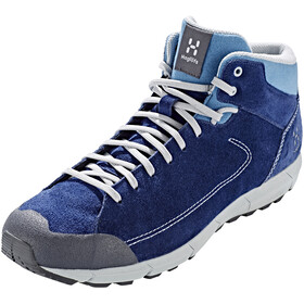 Haglöfs Roc Lite Mid Shoes Men Tarn Blue/Blue Fox